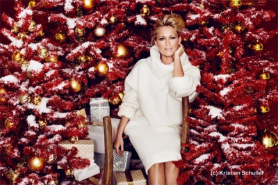 Helene Fischer singt Weihnachtslieder. Quelle: Kristian Schuller