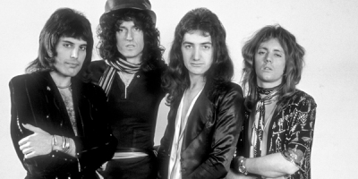 Queen. (c) BBC Photo Library