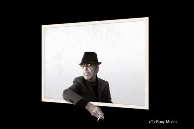 Leonard Cohen veröffentlichte kurz vor seinem Tod sein letztes Album. Quelle: Sony Music