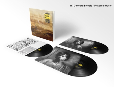 R.E.M. Out Of Time remastered. Quelle: Concord Bicycle / Universal Music