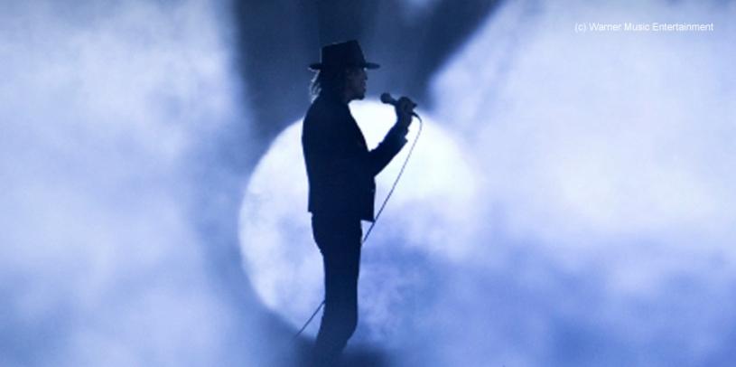 Udo Lindenberg - Stärker als die Zeit - LIVE. Quelle: Warner Music Entertainment