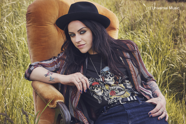 Amy Macdonald. Quelle: Universal Music