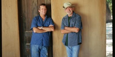 Eric Clapton und J.J.Cale. Quelle: Warner Music