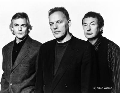 Pink Floyd. Quelle: Albert Watson