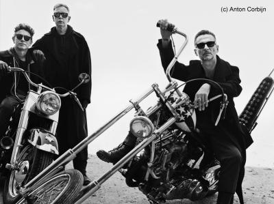 Depeche_Mode. Foto(Anton Corbijn)