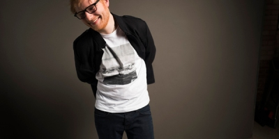 Ed Sheeran. (c) Warner Music