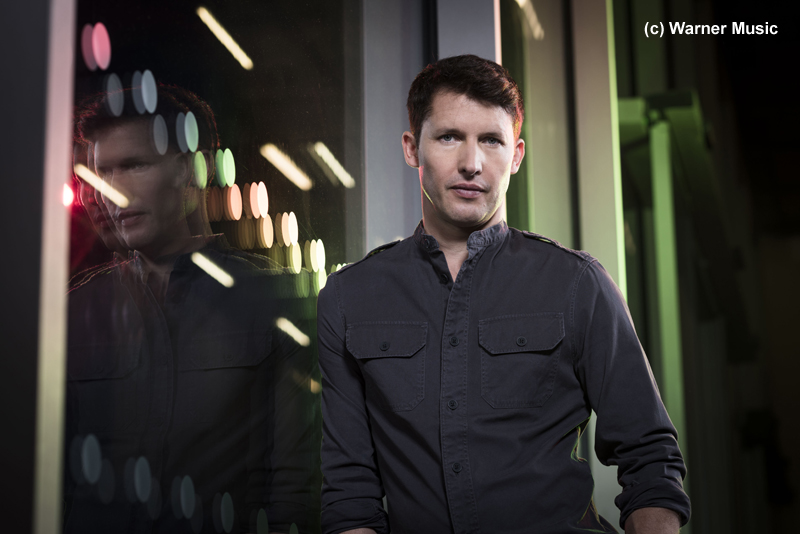 James Blunt. Foto: Warner Music