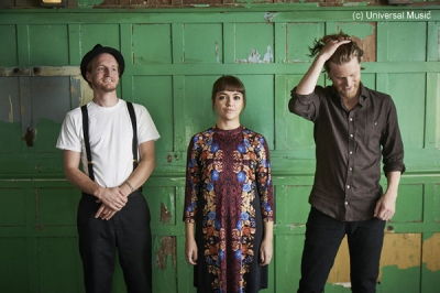 The Lumineers. (c) Universal Music