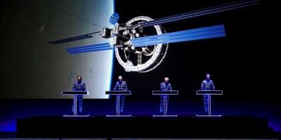 Kraftwerk Spacelab. Foto: Peter Böttcher