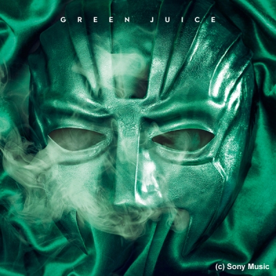 Albumcover Green Juice - Marsimoto. Quelle: Sony Music