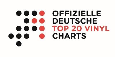 Top 20 Vinyl ermittelt von GfK Entertainment.