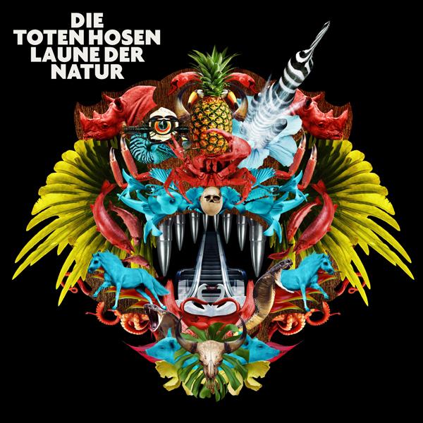 DTH - Laune Der Natur. (c) Warner Music