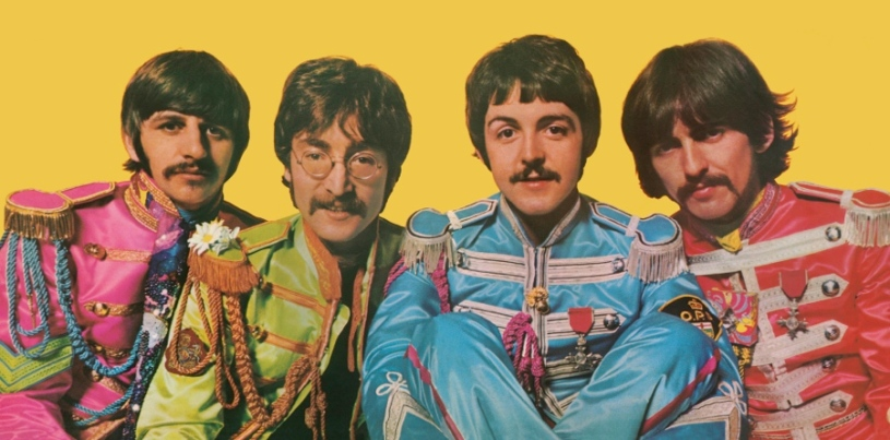 The Beatles - Sgt. Pepper's Lonely Hearts Club Band. (c) Universal Music