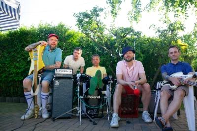 Beatsteaks: Neues Album in Sicht. (c) Ute Langkafel