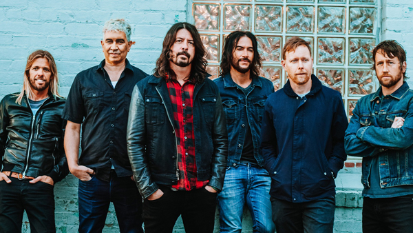 Die Foo Fighters überraschen mit Albumankündigung. (c) Sony Music