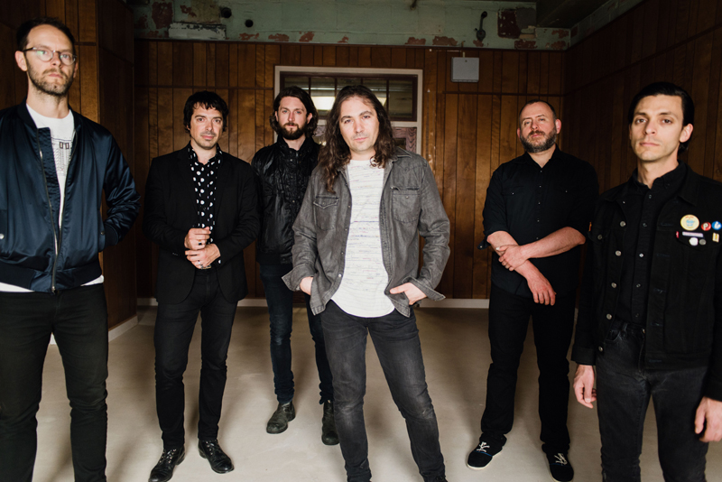 Ein neues Album von The War On Drugs. (c) Shawn Brackbill