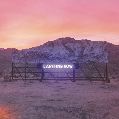 Nummer 1 der Vinyl-Charts: Arcade Fire (Everything Now)