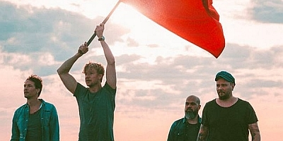 Sunrise Avenue kommen mit neuem Album auf Tour. (c) Universal Music