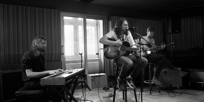 The War On Drugs im Hansa Studio, Berlin. Foto: Erik Weiss