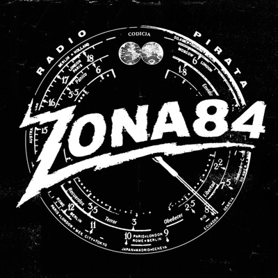 Argentinischer Punkrock von ZONA84. Shot: Pauli Punker