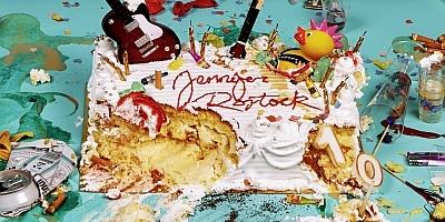 """Jennifer Rostock """"Worst Of"""" Albumcover"""
