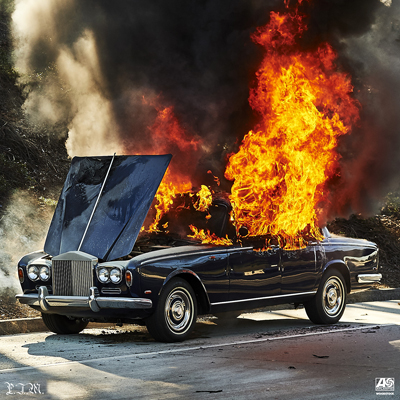 "Albumcover ""Woodstock"" von Portugal. The Man. Credits: WMG"