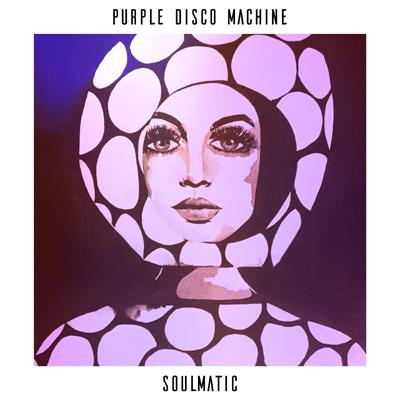 """""""Soulmatic"""" heißt das fulminante Debüt von Purple Disco Machine."""