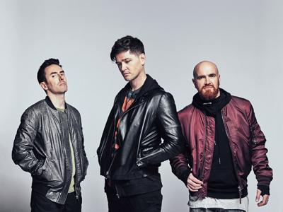 Zeit für Veränderungen - The Script. Foto: Sony Music