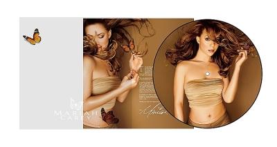 "Mariah Carey feiert 20 Jahre ""Butterfly"". (c) Sony Music"