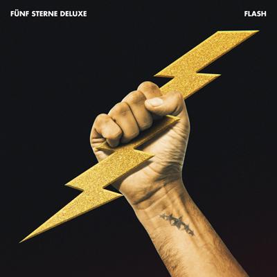 Flash - Die neue Pladde von den Sternen. (c) Warner Music