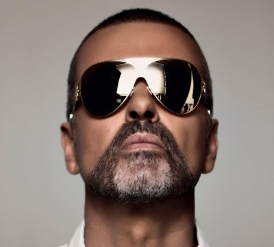 George Michael. (c)Caroline True