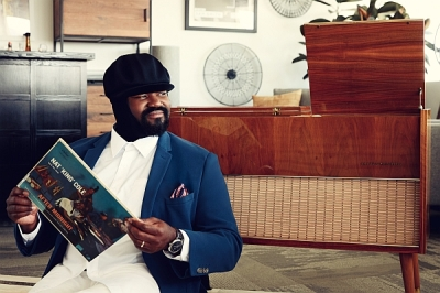 "Gregory Porter verehrt Nat ""King"" Cole. Foto: Erik Umphery"