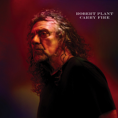 "Robert Plant mit ""Carry-Fire"". (c) Warner Music"