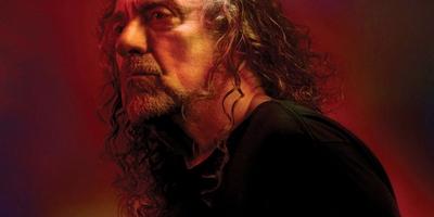 "Robert Plant mit ""Carry-Fire"". (c) Warner Music"