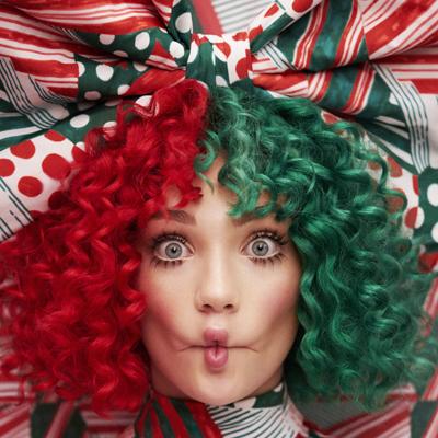 Weihnachtsalbum von SIA. Credit: RJ Shaughnessy