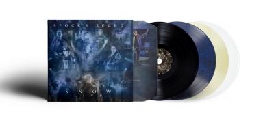 Snow Live erscheint als coloured 3fach-Vinyl. (c) Sony Music