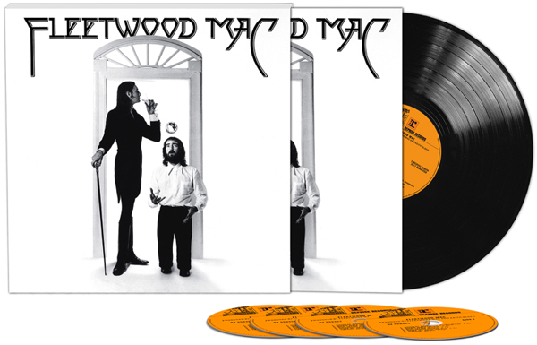 Fleetwood Mac: Deluxe Edition eines Klassikers. Foto: Warner Music