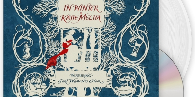 Katie Melua`s Winter LP. (c) Warner Music