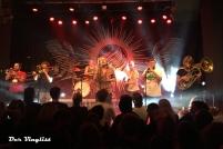 """LaBrassbanda am 3.11.17 im """"Porgy & Bess"""" in Wien. (c) dervinylist.com"""