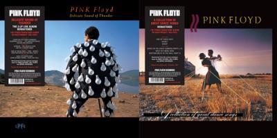 Pink Floyd sind Meister im Remastern. (c) Warner Music