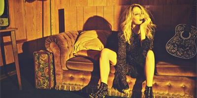 Kylie Minogue kommt mit neuen Songs. (c) Simon Emmett