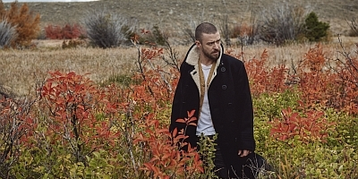 "Justin Timberlake - ""Say Something"" ist der dritte Vorbote. (c) Sony Music"