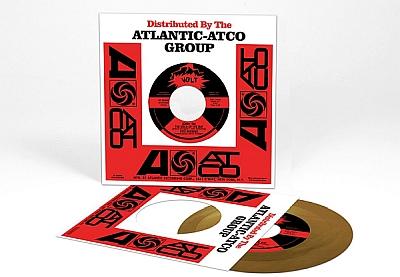 "Otis Reddings 7"" Single als Jubiläums-Vinyl. Packshot: Rhino"