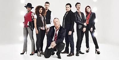 Die Simple Minds gehen mit neuem Album auf Tour. (c) Dean Chalkley