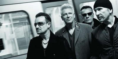 U2 kommen nach Deutschland. Foto: Universal Music