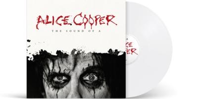 """Alice Cooper feiert seinen Geburtstag mit einer weißen 10"""" Vinyl. (c) Ear Music"""
