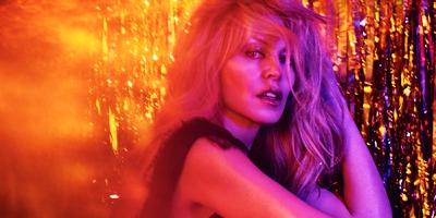 Kylie Minogue veröffentlicht das Video zu DANCING. (c) Simon Emmett