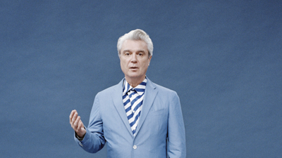 David Byrne veröffentlicht THIS IS THAT. (c) Warnermusic
