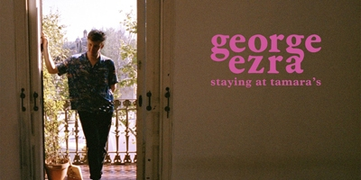 George Ezra veröffentlicht STAYING AT TAMARA´S. (c) SonyMusic