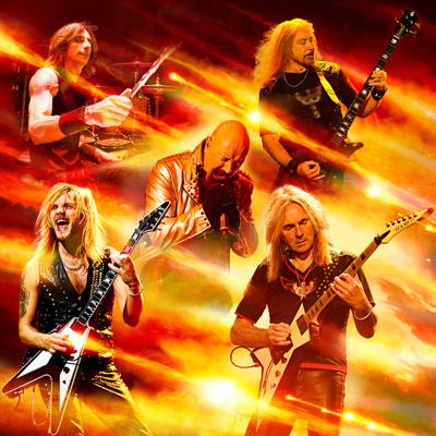 """""""Firepower"""" ist das neue Album von Judas Priest. (c) Sonymusic"""